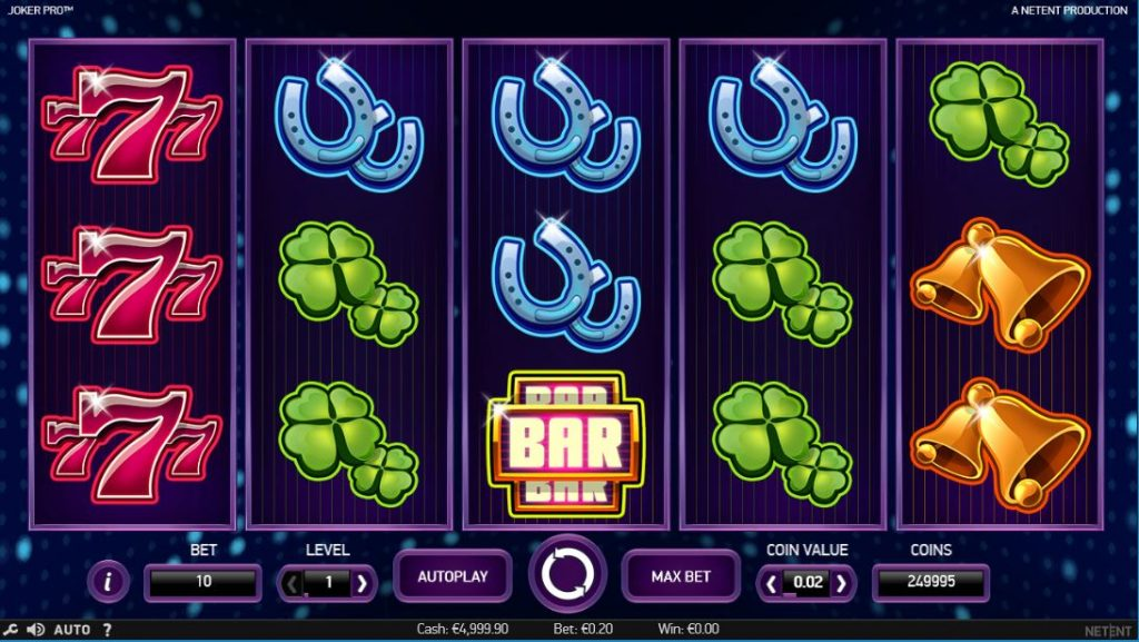 Slot JokerPro Eskimo Casino