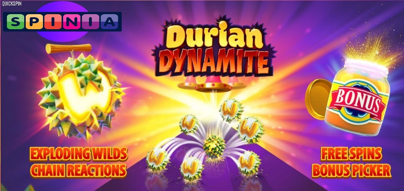 Durian Dynamite Spinia Casino